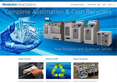 Revolution Retail System