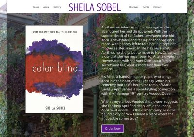 Sheila Sobel – Author